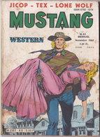 MUSTANG 80. Novembre 1982 - Mustang