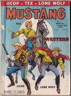 MUSTANG 71. Février 1982 - Mustang