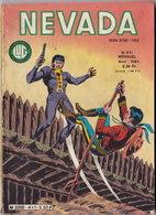 NEVADA 441. Avril 1984 - Nevada