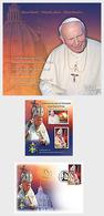 Romania.2020.Centenary Of The Birth Of Saint Pope John Paul II.The Philatelic Album. - Papas