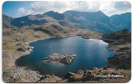 Andorra - STA - Lake Of Illa, 04.2002, 111U, 20.000ex, Used - Andorra