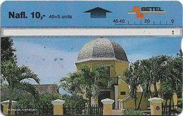 Curacao (Antilles Netherlands) - Setel - L&G - Octagon - 803B - 03.1998, Used - Antilles (Neérlandaises)