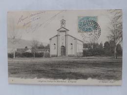 Camp Du Maréchal. ( L'église) Le 05 05 1903. Algérie - Algeria