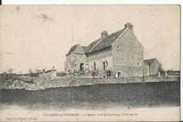 CPA - Villaines En Duesmois - La Maison Forte  Du Faubourg - Altri Comuni