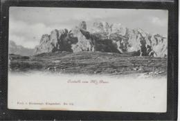AK 0488  Cristallo Vom Mte. Piano - Verlag Kleinmayr Ca. Um 1900 - Belluno