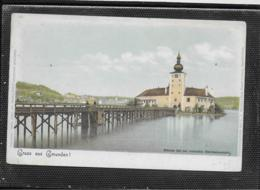 AK 0488  Gmunden - Schloss Orth Um 1900-1910 - Gmunden