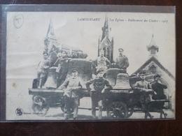 LAMBERSART-   Les églises Enlèvement Des Cloches 1917 - Lambersart