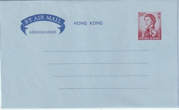 Hongkong / Aerogramm ** (BG36) - Postal Stationery