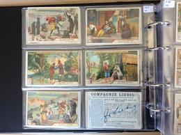 (2) Belgie, Frans, S685, Reeks Van 6, De Jaloerse Zussen. - Liebig