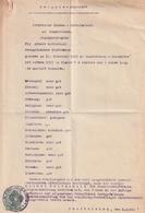 Hist. Dokument / 1932 / Zeugnis-Abschrift Mit Stempelmarke Ex Saarbruecken (BG47) - Historische Dokumente
