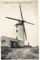 44 Loire-Atl. -  Maisdon-sur-Sèvre - Aigrefeuille-sur-Maine - Le Moulin De La Butte Du Bois - Aigrefeuille-sur-Maine
