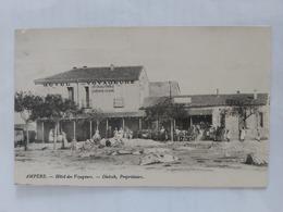 Ampére. ( Hôtel Des Voyageurs) . Algérie - Otras Ciudades
