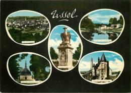19 - Ussel - Multivues - L'Aigle Romaine - Carte Neuve - CPM - Voir Scans Recto-Verso - Ussel