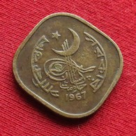Pakistan 5 Paisa 1967 KM# 26 *V1 Paquistao - Pakistan