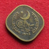 Pakistan 5 Paisa 1972 KM# 26 Paquistao - Pakistan