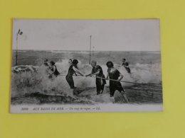 33 ARCACHON-AU BAINS DE MER-UN COUP DE VAGUE      & 18/05/20 & - Arcachon