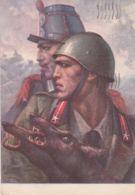 1940 77 Rgt Ftr LUPI Di TOSCANA Viaggiata Brescia (28.4) - 1900-44 Victor Emmanuel III