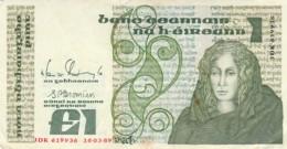 BANCONOTA EIRE 1 - EF (TY2008 - Irlanda