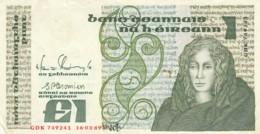 BANCONOTA EIRE 1 - EF (TY2009 - Irlanda