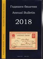 BULGARIA PHILATELIC ACADEMY BULLETIN 2018 - Sin Clasificación