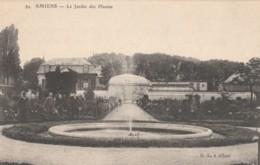 CARTOLINA NON VIAGGIATA PRIMI 900 AMIENS FRANCIA (TY1558 - Amiens