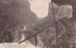 CARTOLINA NON VIAGGIATA PRIMI 900 GORGES DU LOUP FRANCIA (TY1555 - Gorges