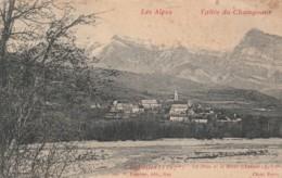 CARTOLINA VIAGGIATA 1906 CLIABOTTES FRANCIA (TY1557 - Other Municipalities