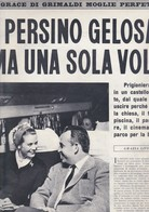(pagine-pages)GRACE KELLY  L'europeo1956/611. - Autres