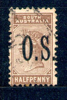 South Australia - Südaustralien 1891 - Michel Nr. Dienst 21 O - 1855-1912 South Australia