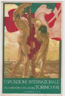 Torino,Esposizione Internazionale Delle Industrie E Del Lavoro Del 1911 - F.p. - - Tentoonstellingen