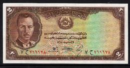 Afghanistan 1939 Billet 2 Afghanis Pick 21 Neuf 1er Choix UNC - Afghanistán