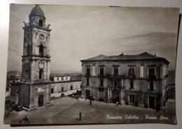 Rossano Calabro (Cosenza) - Piazza Steri - Italy