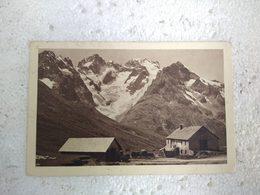 Col Du Lautaret Glacier De L Homme France Alpes Postcard  #11 - France