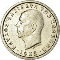 Monnaie, Grèce, Paul I, Drachma, 1962, TTB, Copper-nickel, KM:81 - Greece