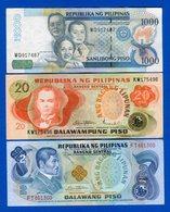 Philippines  9  Billets  + 2 - Filipinas