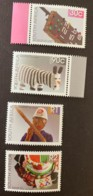 SOUTH AFRICA - MNH** - 2010 - # 1421, 1427, 1428, 1429 - Unused Stamps