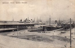 Genova - Porto , Bacino Ansaldo - Genova (Genua)
