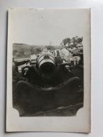 Foto Photo Ak Cp Morser Mortier Artillerie - Guerre 1914-18