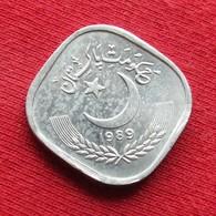 Pakistan 5 Paisa 1989 KM# 52 *V2 Paquistao - Pakistan