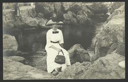 CROATIA HRVATSKA ABBAZIA OPATIJA 1912  Photograph STARK Old Postcard (see Sales Conditions) 00846 - Kroatië