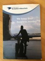 Business Airport St.Gallen-Altenrhein - Horaires