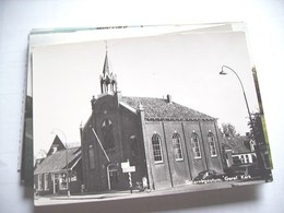 Nederland Holland Pays Bas Scharnegoutum Foto Gereformeerde Kerk Citroen - Niederlande