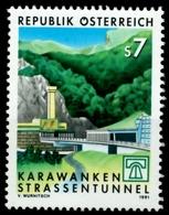 ÖSTERREICH 1991 Nr 2033 Postfrisch X6ED0C2 - 1945-.... 2. Republik