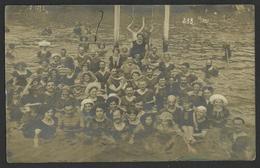 CROATIA HRVATSKA ABBAZIA OPATIJA 1911 Photo PORKERT Old Postcard (see Sales Conditions) 00845 - Croatia