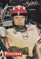 """Cp-sport- Auto-pilote Suisse Jo Siffert Dit """" Seppi """"-pas Sur Delc. -firestone - Grand Prix / F1"""