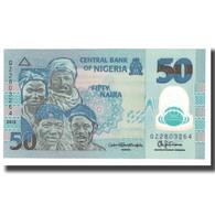 Billet, Nigéria, 50 Naira, 2015, KM:37, NEUF - Nigeria