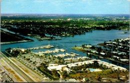 Florida Fort Lauderdale Pier 66 Yacht Basin 1961 - Fort Lauderdale