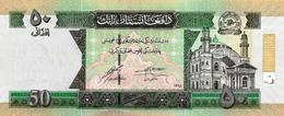 Afghanistan 2016 Billet 50 Afghanis Pick 69f Neuf 1er Choix UNC SH1395 - Afghanistán