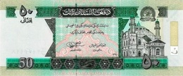 Afghanistan 2012 Billet 50 Afghanis Pick 69e Neuf 1er Choix UNC SH1391 - Afghanistán