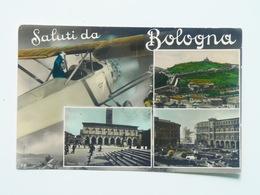 Bologna 10055 Avio Plane Un Aereo 1919 Foto Vera - Bologna
